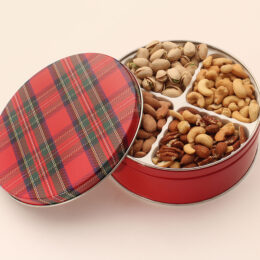 GCS 330 Nut tin