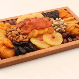 Fruit and nut sampler