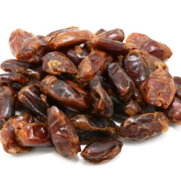 Sticky whole dates